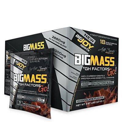 Big Joy Big Mass +GH Factors Go 1800 Gr 18 Saşe
