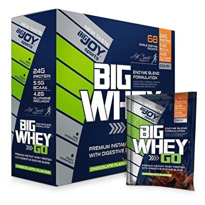 Big Joy Big Whey Go Protein 2070 Gr 68 Saşe