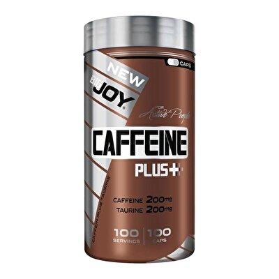 Big Joy Caffeine Plus+ 100 Kapsül