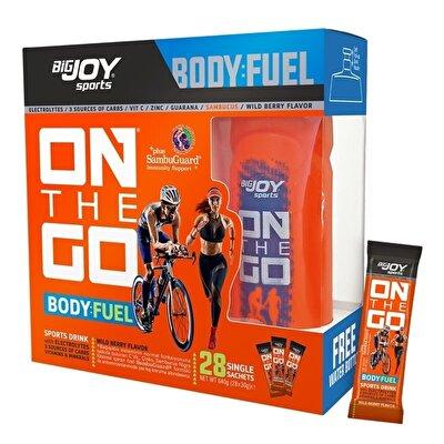 Big Joy On The Go Sports Drink 30 Gr x 28 Saşe