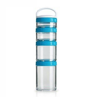Blender Bottle Go Stak Aqua 350 ml