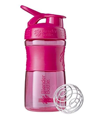 Blender Bottle Sportmixer Pembe 500 Ml