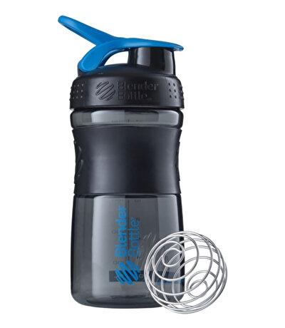 Blender Bottle Sportmixer Siyah Mavi 500 ML