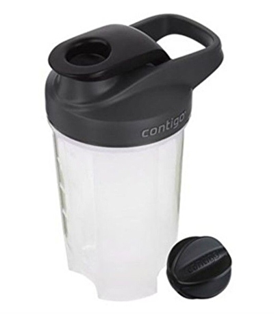 Contigo Shake&Go Fit 590 ml Shaker Siyah