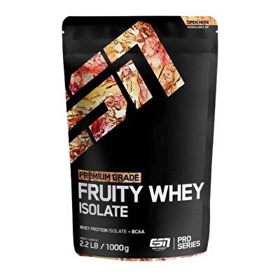 ESN Iso Fruity Whey Isolate 1000 Gr