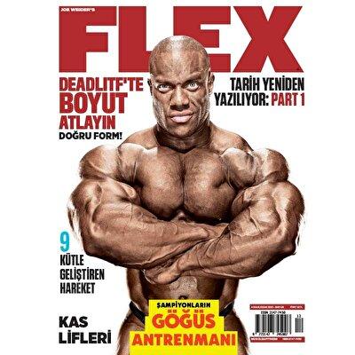 Flex Aralık Ocak 2021 Sayısı