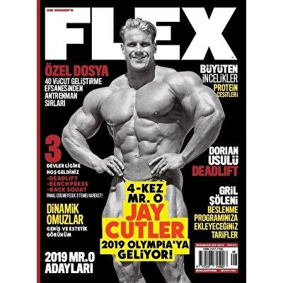 Flex Ağustos - Eylül 2019 Sayısı