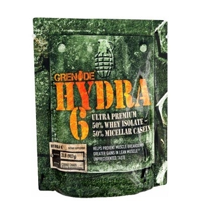 Grenade Hydra 6 Ultra Premium Protein Isolate 35 Gr
