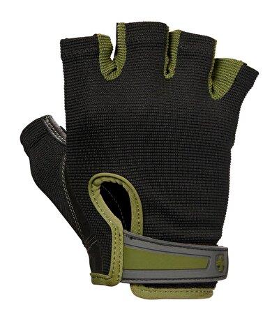 Harbinger Power Gloves Ağırlık Eldiveni Yeşil