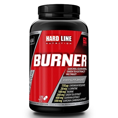 Hardline Burner 120 Tablet