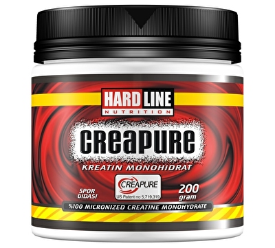 Hardline Creapure 200 Gr