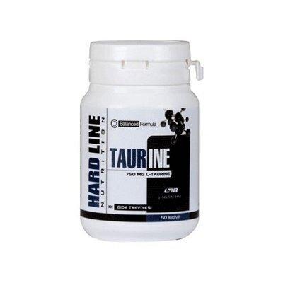 Hardline Taurine 50 Kapsül