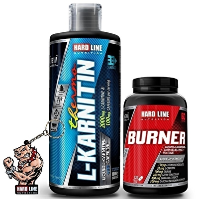 Hardline Thermo L-Karnitin + Burner Kombinasyonu