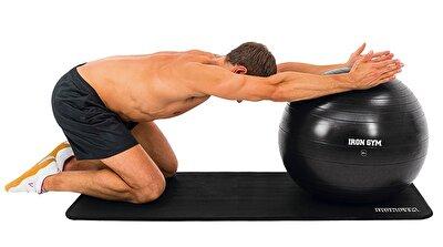 Iron Gym Exercise Ball 65 Cm Pilates Topu