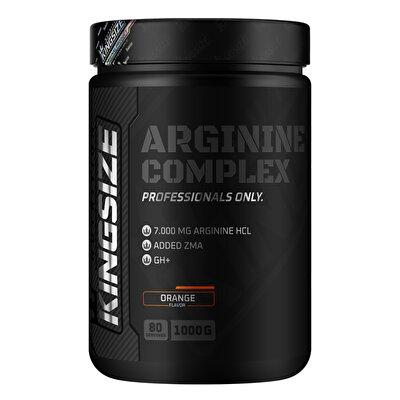 Kingsize Nutrition Arginine Complex Powder 1000 Gr