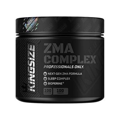 Kingsize Nutrition ZMA Complex 100 Tablet