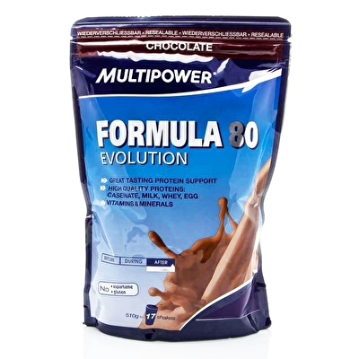 Multipower Formula 80 Evo 510 Gr