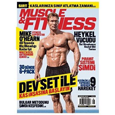 Muscle & Fitness Ağustos 2017 Sayısı