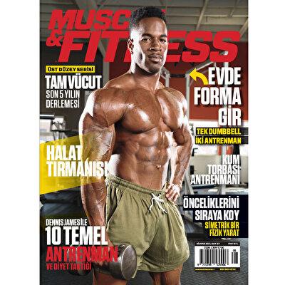 Muscle & Fitness Ağustos 2021 Sayısı