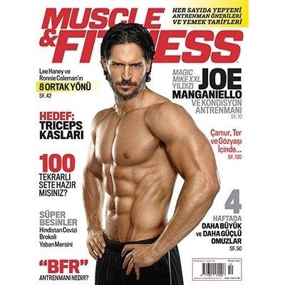 Muscle & Fitness Ekim 2015 Sayısı