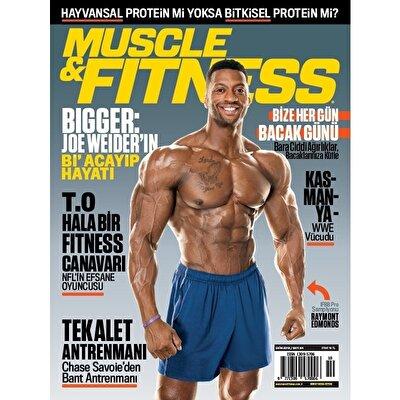 Muscle & Fitness Ekim 2018 Sayisi