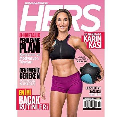 Muscle & Fitness Hers Mart - Nisan 2018 Sayısı