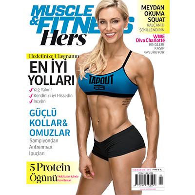 Muscle & Fitness Hers Ocak - Subat 2016 Sayısı