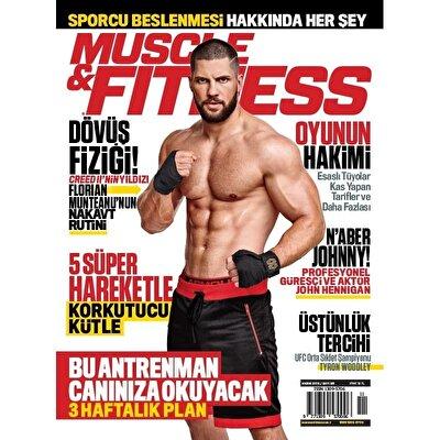Muscle & Fitness Kasım 2018 Sayisi