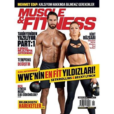 Muscle & Fitness Kasım 2019 Sayısı