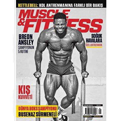 Muscle & Fitness Ocak 2021 Sayısı
