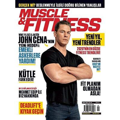 Muscle & Fitness Şubat 2020 Sayısı