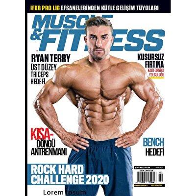 Muscle & Fitness Şubat 2021 Sayısı