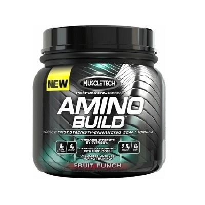 Muscletech Amino Build Performance Series 270 Gr