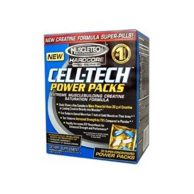 Muscletech Celltech Power Packs 30 Paket