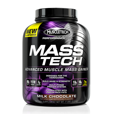 Muscletech Mass Tech Performance 3180 Gr