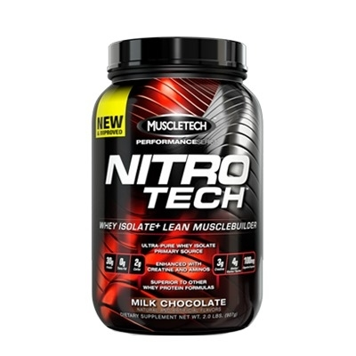Muscletech Nitrotech Performance 908 Gr