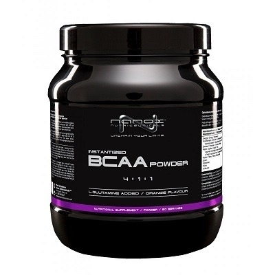 Nanox Bcaa 4:1:1 Powder 300 Gr