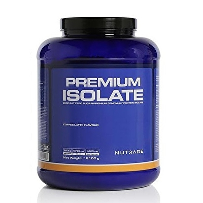 Nutrade Premium Isolate Protein 2100 Gr