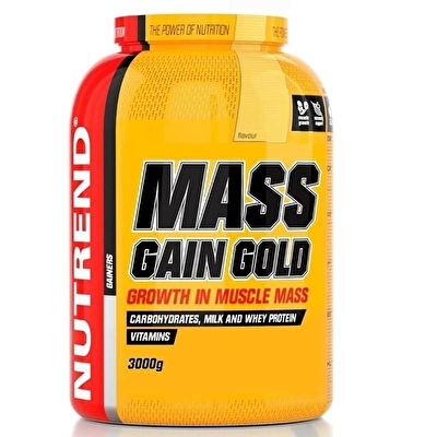Nutrend Mass Gain Gold 3000 Gr