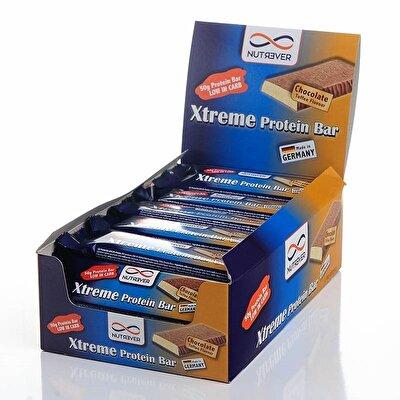 Nutrever Xtreme Protein Bar 50 Gr 24 Adet