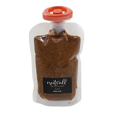 Nuts'all Kakao Chia Yer Fıstığı Ezmesi Tüp 130 Gr