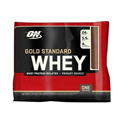 Optimum Gold Standard Whey 30.4 Gr Tek Kullanımlık
