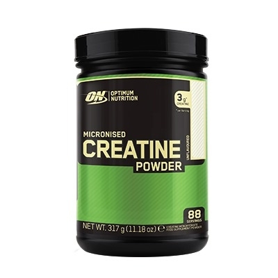 Optimum Micronized Creatine Powder 317 Gr