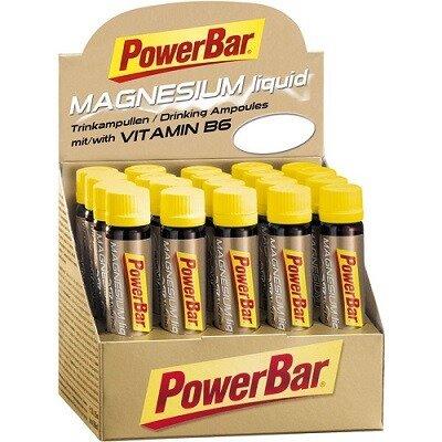 Powerbar Magnesium Liquid Shot 25ML 20 Adet