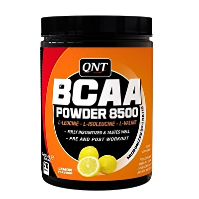 Qnt Bcaa Powder 8500 350 Gr