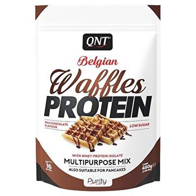 Qnt Belgian Waffles Protein 480 Gr