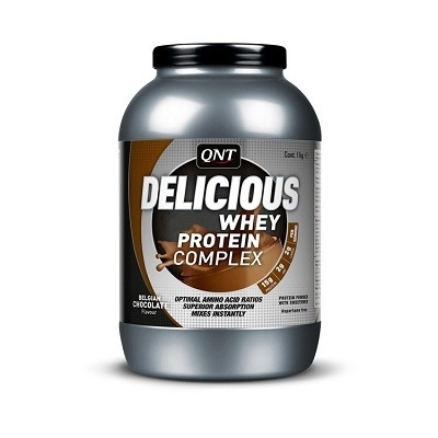 Qnt Delicious Whey Protein 1000 Gr