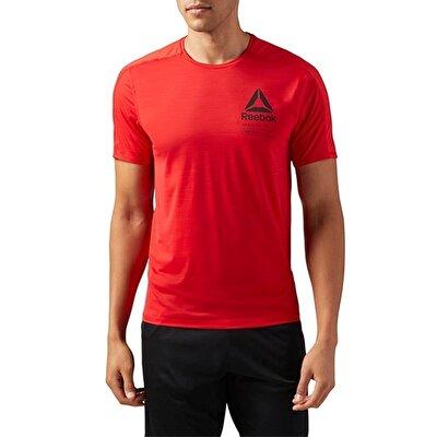 Reebok Activchill Graphic T-Shirt Kırmızı