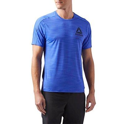 Reebok Activchill Graphic T-Shirt Mavi
