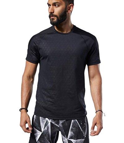 Reebok One Series Training SmartVent Move T-Shirt Siyah